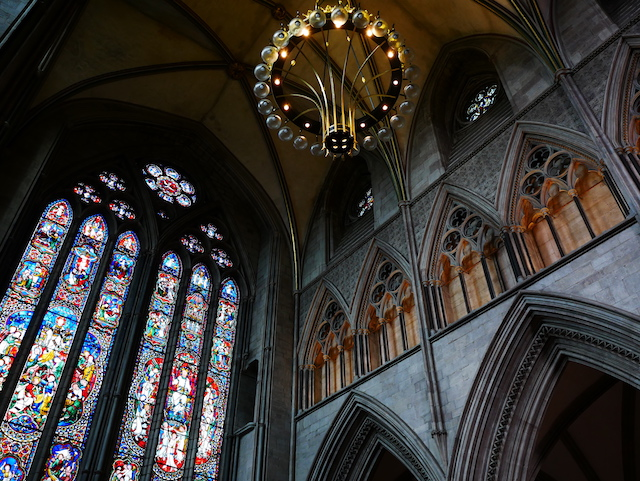 ヘレフォード大聖堂ステンドグラス