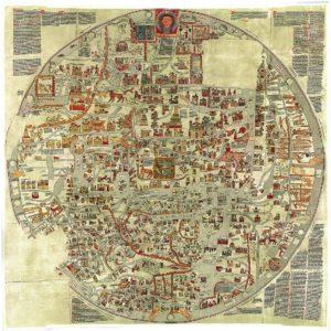エプストルフの世界図