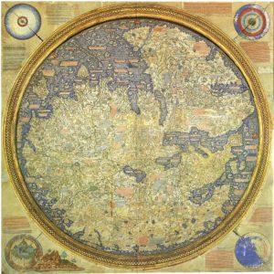フラ・マウロの世界地図