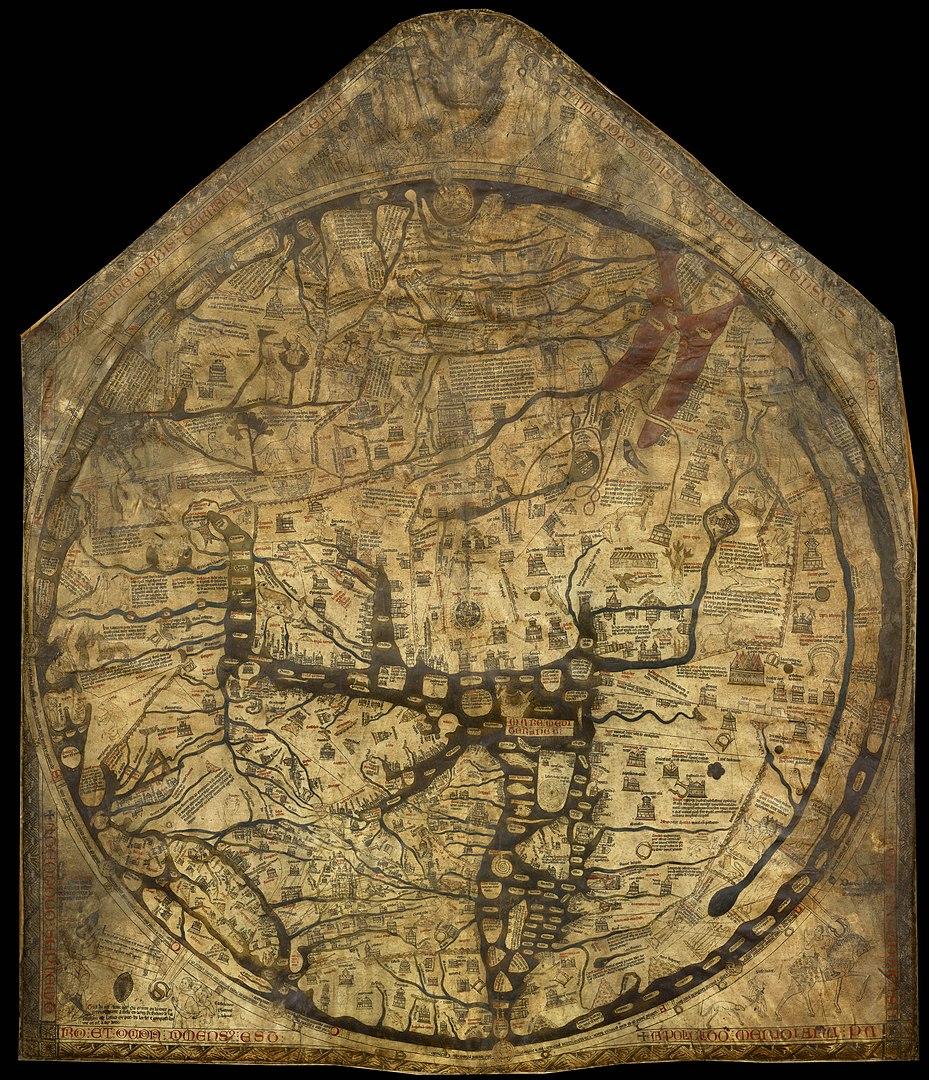 ヘレフォード図