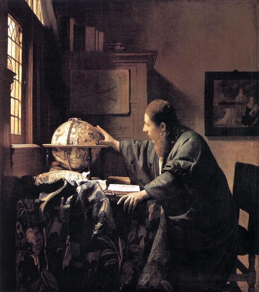 『天文学者』