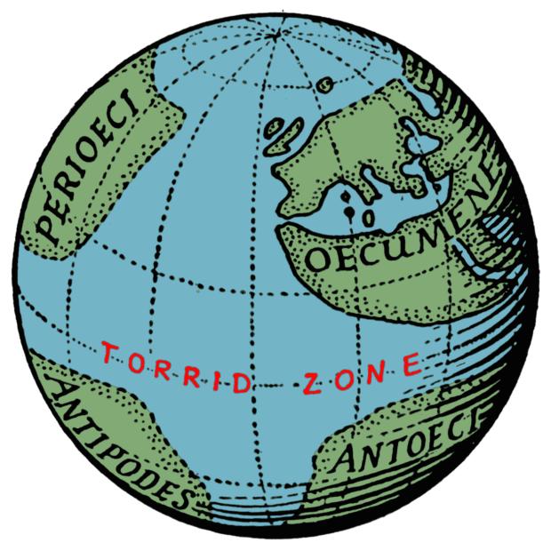 クラテスの地球儀