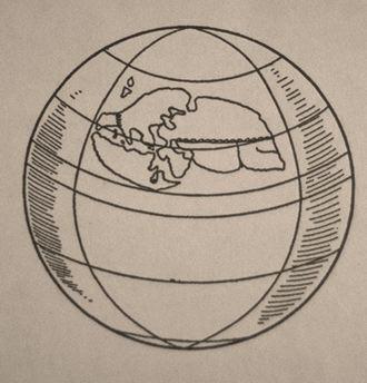 ストラボンの地球儀