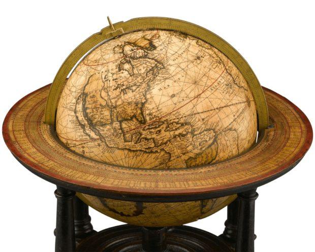 ファルク地球儀