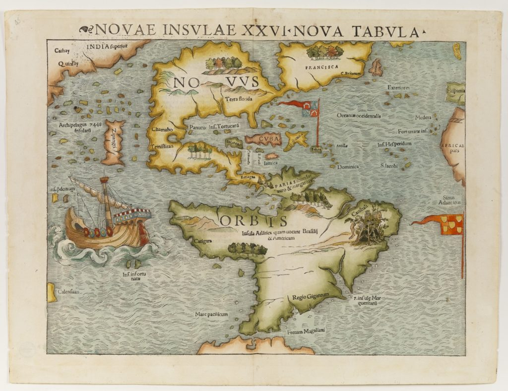 コスモグラフィア 新世界図