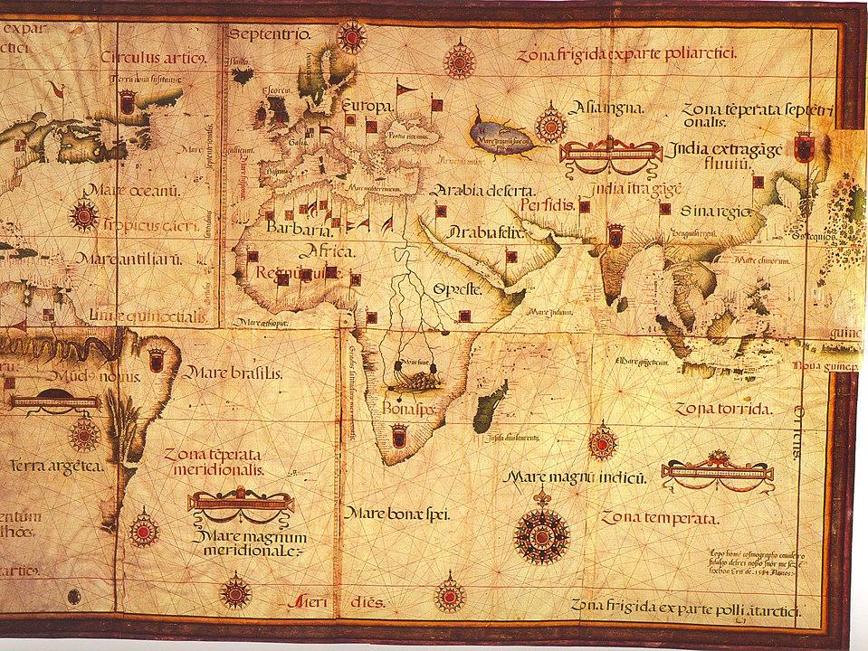 ロポ・オーメン世界図