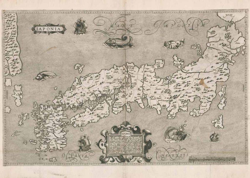 ブランクス/モレイラ日本図