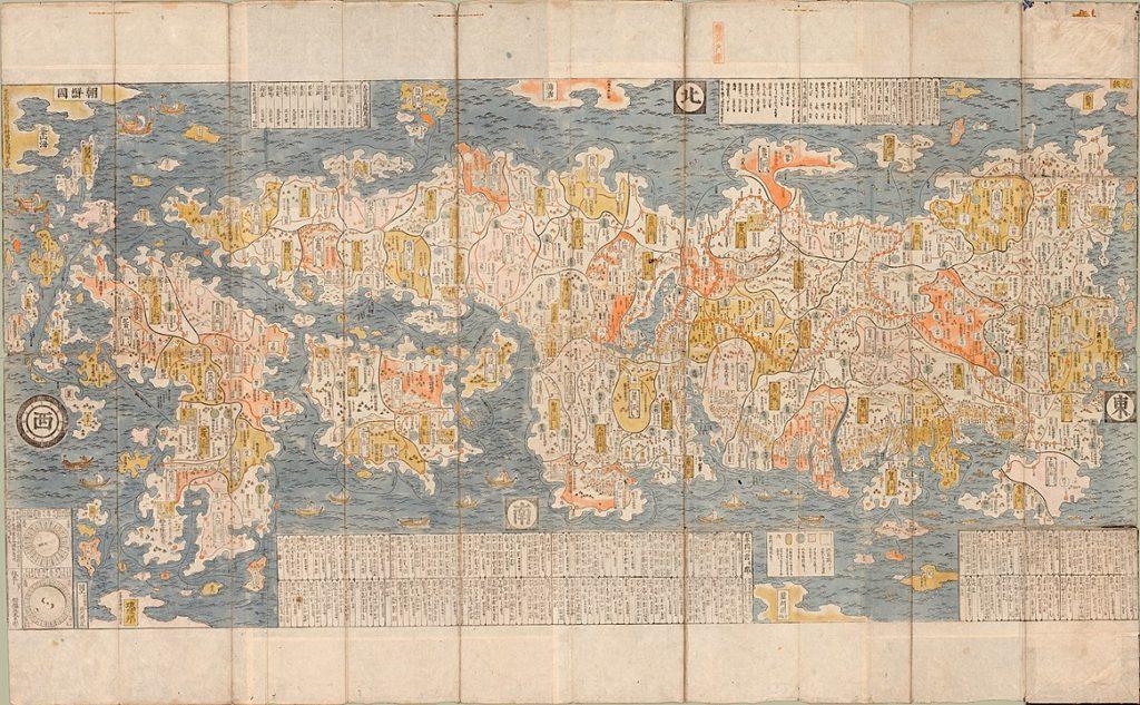 日本海山潮陸図