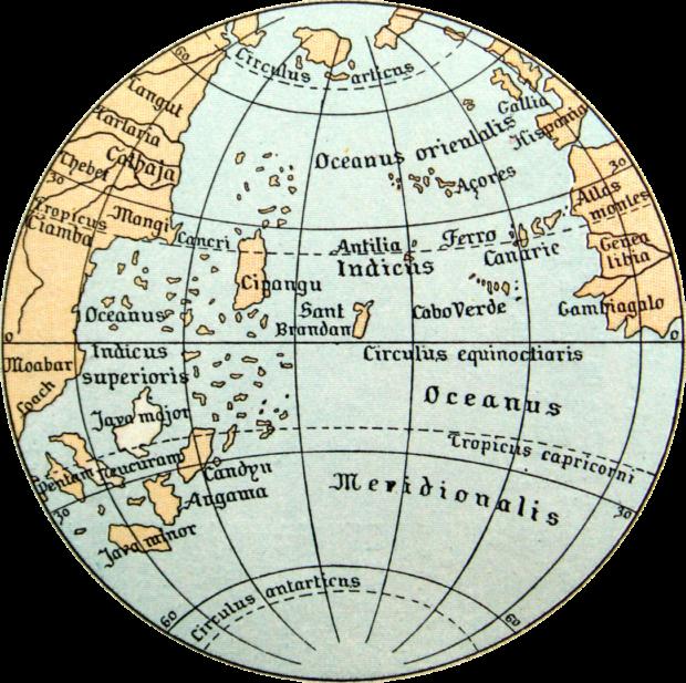 マルティン・ベハイムの地球儀