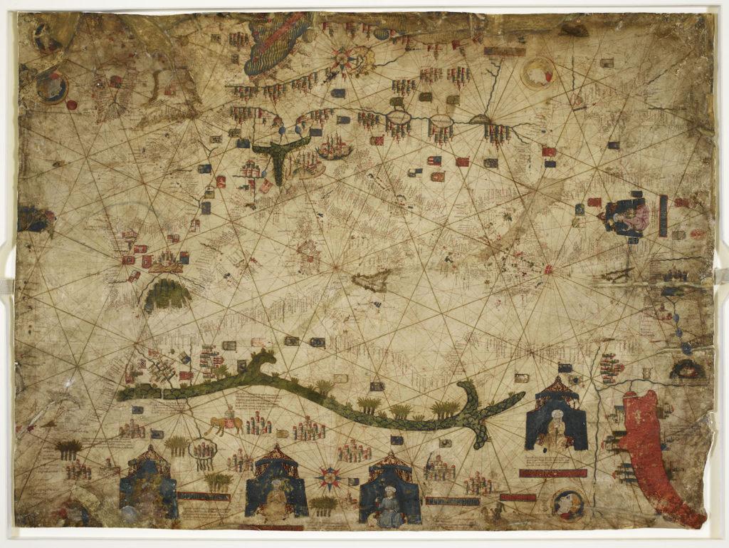 ペトルス・ロゼッリの地図