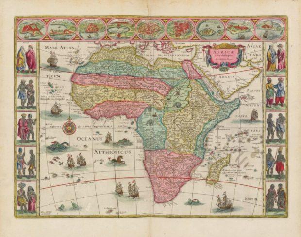 大地図帳 アフリカ