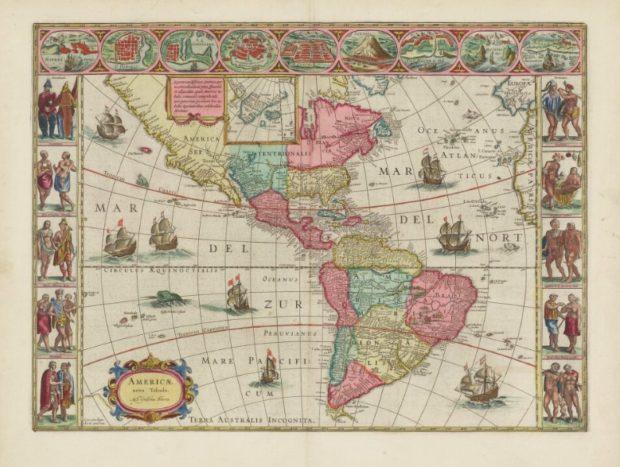 大地図帳 アメリカ